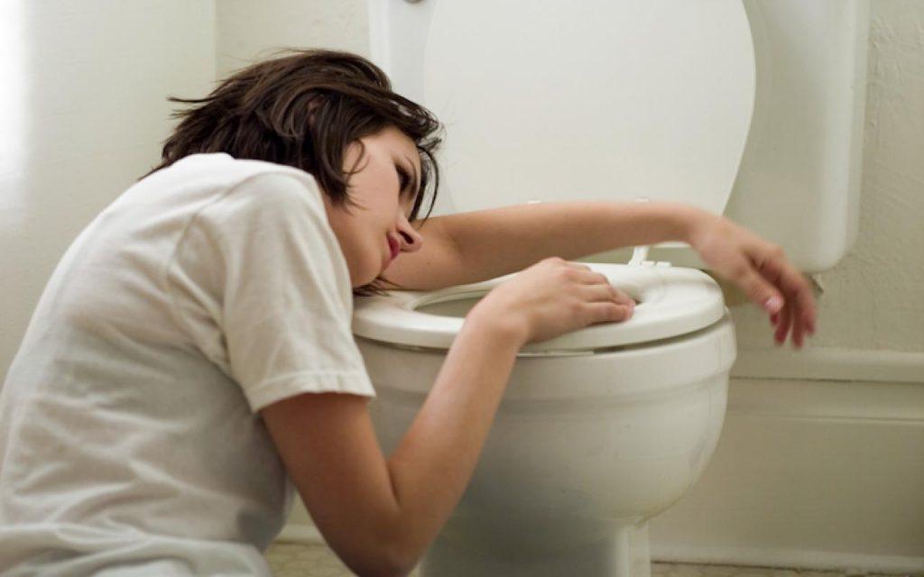 Тошнота при гриппе