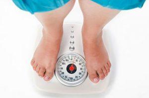 Нагрузка на ноги из-за лишнего веса