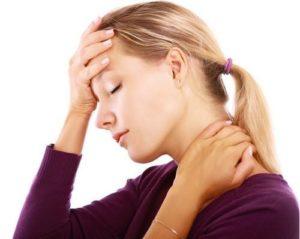 Боли в голове при шейном остеохондрозе