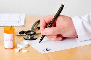 Назначение препаратов врачом при остеохондрозе