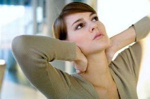 Снижение подвижности шеи