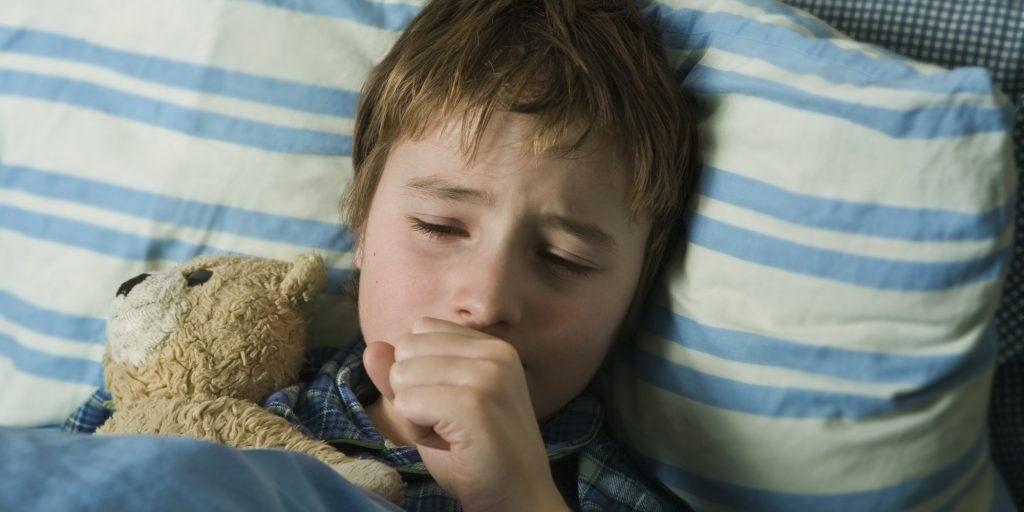 Лечение гриппа и ОРВИ у детей