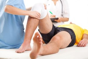 Обеспечение покоя суставу