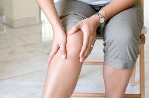 Облегчение боли в колене