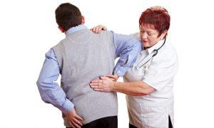 Обращение к врачу при боли в позвоночнике