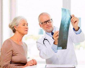 Врачебная диагностика спондилоартрита