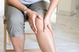 Ограничение подвижности ноги