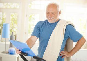 Ограничение физической активности при грыже