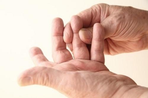 Проблема онемения пальцев рук