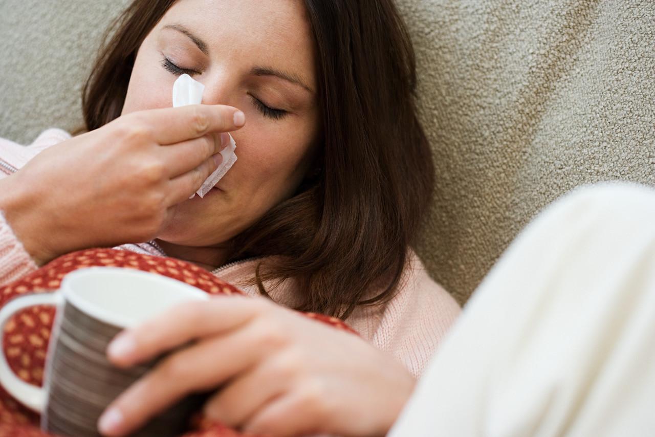 Клиника гриппа