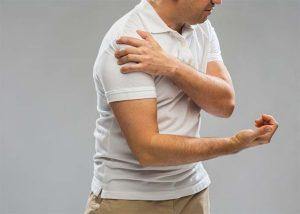 Ослабление дееспособности плеча