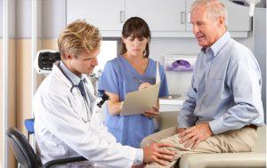 Назначение нагрузки ЛФК врачом
