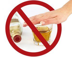 Отказ от алкоголя при артрозе