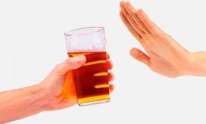 Отказ от алкоголя при остеохондрозе