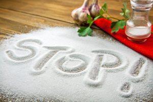 Отказ от соли при подагре