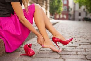 Отказ от вредной обуви