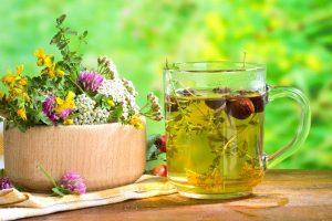 Отвары трав для снижения боли в челюсти и воспаления