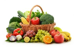 Овощи и фрукты при артрите