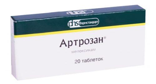 Препарат Артрозан