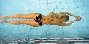Плавание для профилактики позвоночника