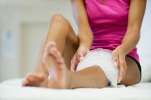 Обеспечение покоя для колена