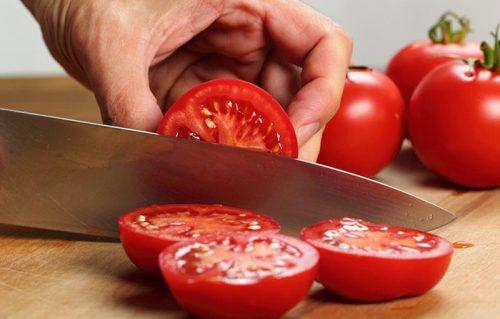 Употребление помидоров при подагре