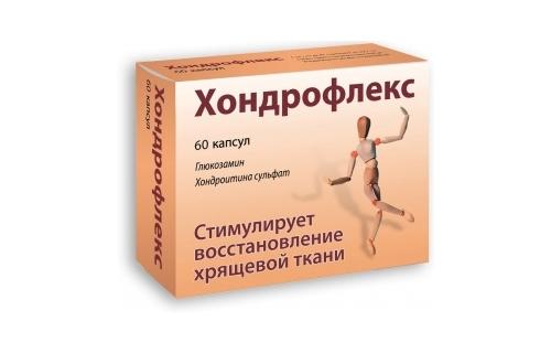 Препарат Хондрофлекс для суставов