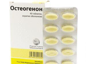 Препарат Остеогенон