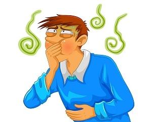 Проблемы с желудочным трактом