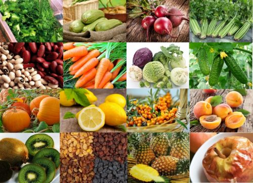 Пполезные овощи, фрукты, ягоды и зелень при псориатическом артрите