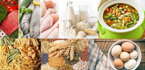 Полезные продукты при артрите