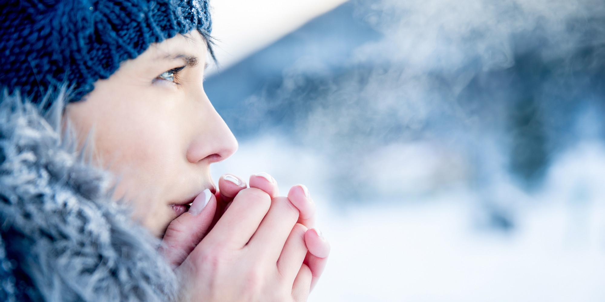 Как заболеть простудой с температурой