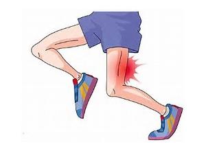 Растяжение мышц бедра во время бега