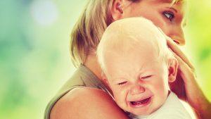 Раздражительность у малышей при артрите