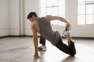 Разогрев мышц перед тренировками