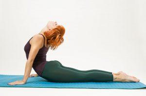 Регулярные упражнения для спины