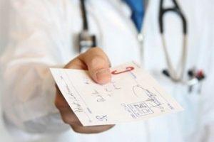Назначение геля врачом