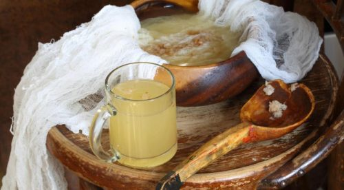 Лечение суставом рисовым квасом