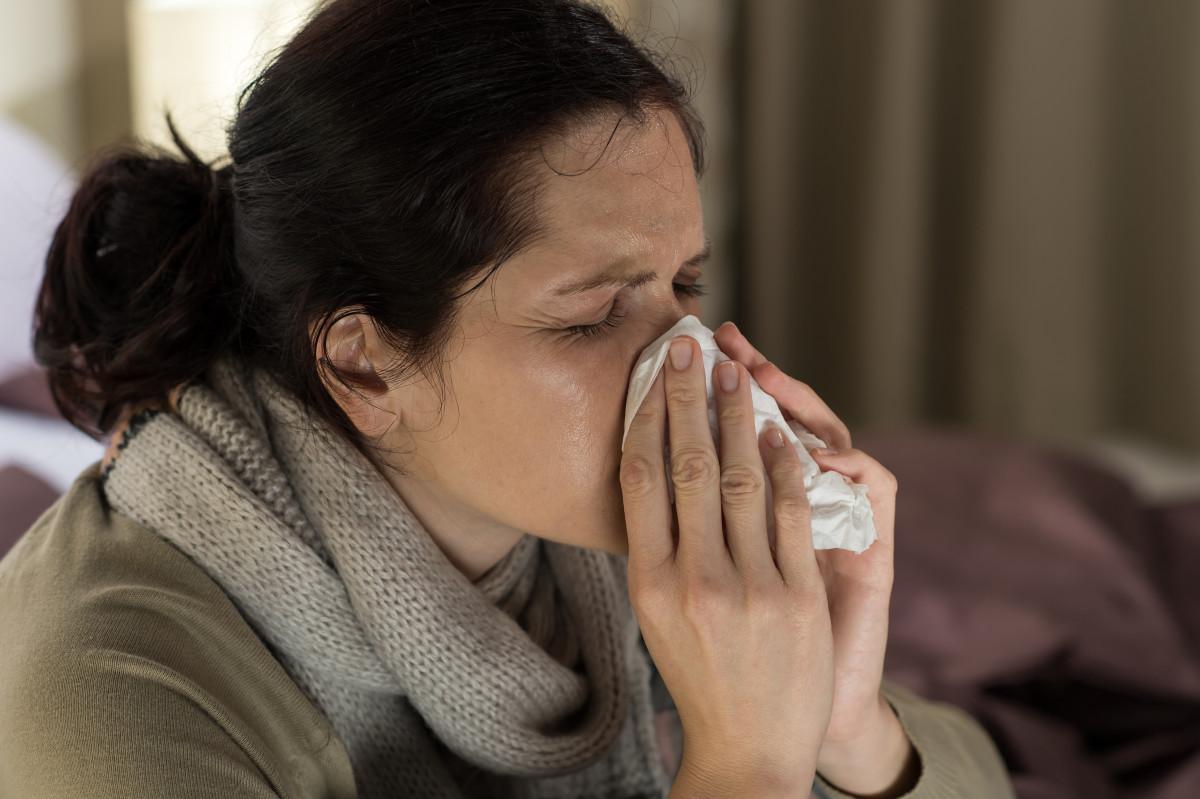 Стадии гриппа