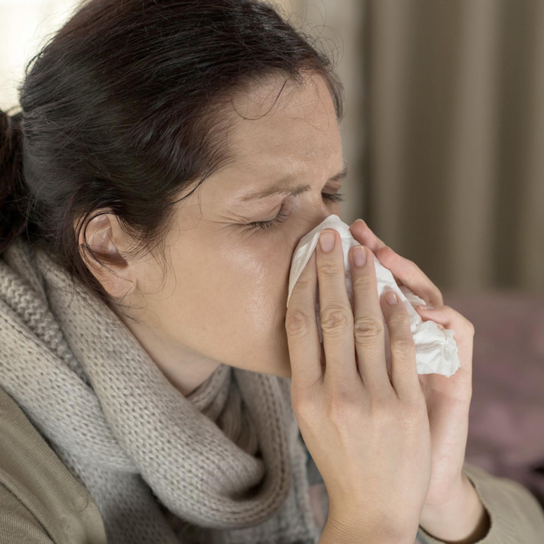 Температура и простуда на первой неделе беременности