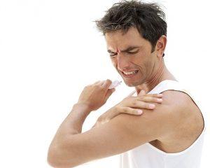 Мази при боли в плече