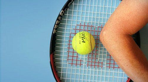 Синдром локоть теннисиста