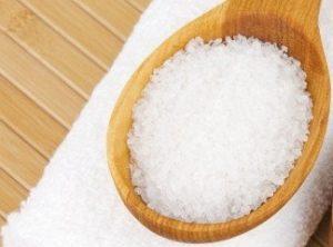 Солевой компресс при бурсите