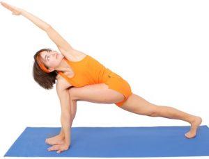 Сосредоточенность при йоге