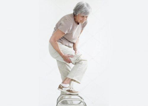 Мышечные судороги у пожилых людей