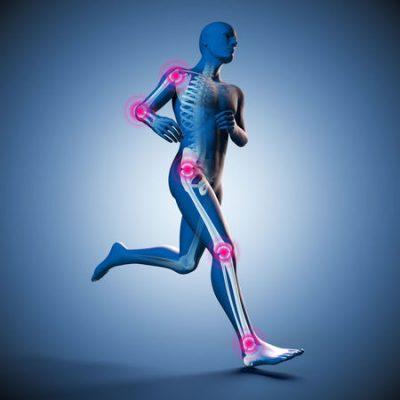 Проблемы с суставами и костями