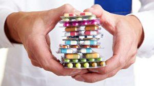 Медикаментозное лечение гонартроза