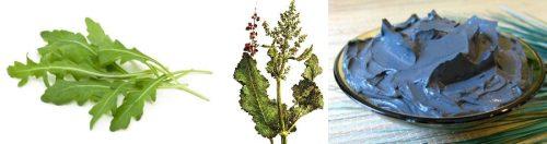 Травы и глина для лечения локтя