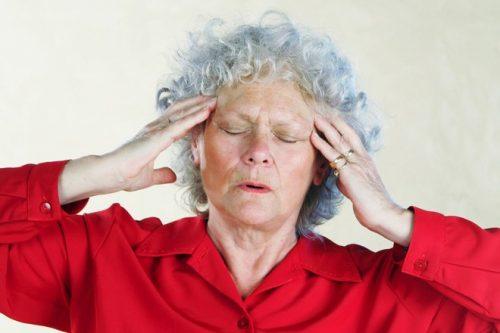 Тремор головы при остеохондрозе шейного отдела