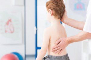 Юношеский остеохондроз позвоночника